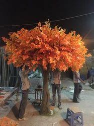 Golden Maple Artificial tree