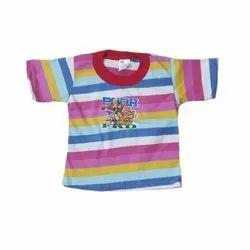 Kids Designer Cotton T Shirt