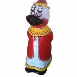 Maharaja Dustbin