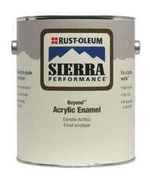 Rust-Oleum Beyond Acrylic Enamel - White Pastel Base - Satin