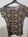 Multicolor Printed Cotton Top