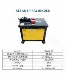 Rebar Spiral Binder