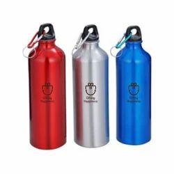 Blue Stainless Steel Sipper Bottles