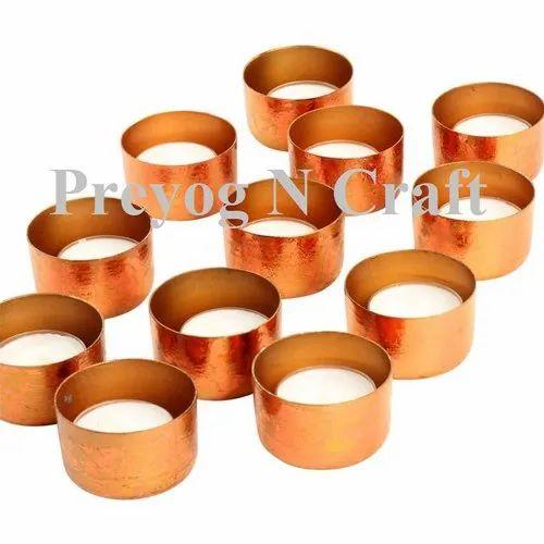 Preyog 2020 New Arrivals Metal Votive Candle Holder Tealight Cup Candle Holders For Weddings T Lite Holders Tea Light Candle Holder ट ल इट म मबत त ह ल डर Preyog N Craft Jaspur Id 22261681733