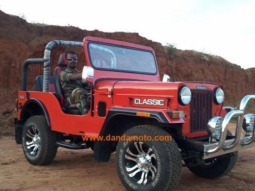 Danda Moto Open Modified Jeeps at Rs 350000 /number | lamedu ...