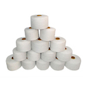 Annapoorna Bleach White Cotton Yarn, For Garments, Count: 40