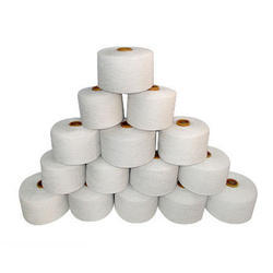 Bleach White Cotton Yarn