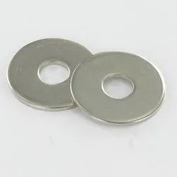 Nickel Plated Brass Washer