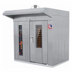 660SH Single Trolley Bakery Oven