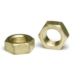 Brass Hexagon Lock Nut
