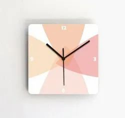 Sublimation MDF Clock