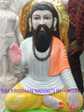 Hindu Marble Sant Ravidas Statue, Size/dimension: 2 Feet, For Worship