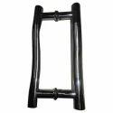 Steel Glass Door Handles