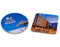 Acrylic Promotional Coaster