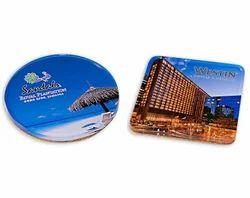 Acrylic Promotional Coaster