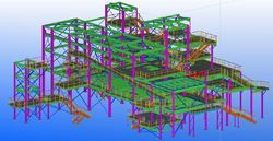 Miscellaneous Steel Detailing Services - Silicon Info