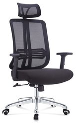 Exclusiff Mesh Office Chairs with Head Rest