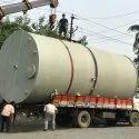 Spiral PP Chemical Storage Tank