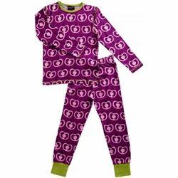 Cotton Girls Night Suit