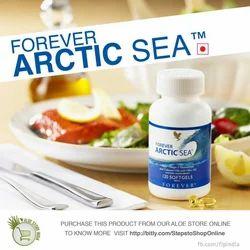 Aloe And Omega 3 Forever Arctic Sea, Bottel Pack 120 Tab, Non prescription