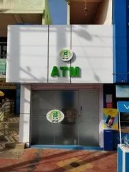ATM Interior Designing Service, Work Provided: Turnkey