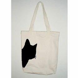 Printed Muslin Bag