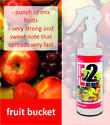 Arnigo E2 Blast Oil Based Fruit Bucket Room Freshener