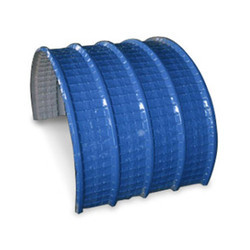 Round Color Coated Roofing Sheet