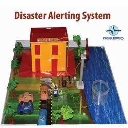 Disaster Alerting System Project Model