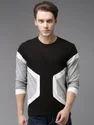 Stylish Full Sleeve T-Shirts For Mens