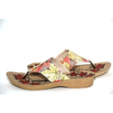 Indo-western Ladies Fancy Slipper, Size: 4-8, Article Number: Gf-002