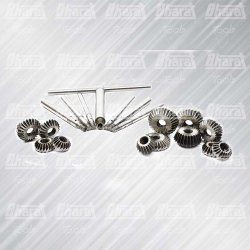 Bharat Tools Valve Seat And Face Cutter Set