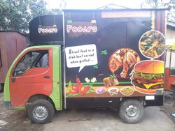 Food Van Food On Wheels Vehicles Latest Price