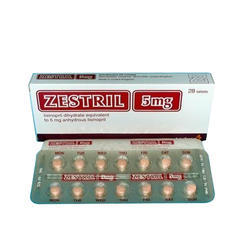 5mg Zestril Tablet
