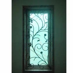 Glass Window Grill