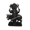 Shani Dev Marble Statue