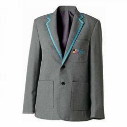Medium Grey College Blazers