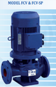API 610 Single Stage Vertical Centrifugal Pump