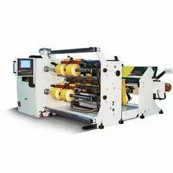 High Speed Cantilever Slitter Rewinder Machine