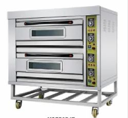 Electric Oven 2 Deck 4 Tray