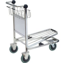 SS Airport Luggage Carts