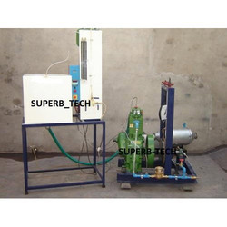 4 Cylinder 4 Stroke Water Cooled Diesel Engine Test Rig
