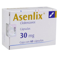 Asenlix Obeclox Clobenzorex, Packaging Type: Box, Packaging Size: 60 Capsule