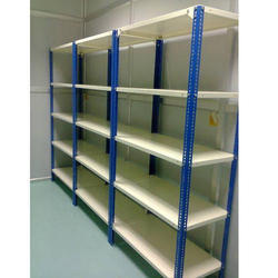 Office Slotted Angle Rack