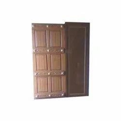 Finished Designer Wooden Door, for Home