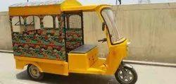 School Van Type E Rickshaw