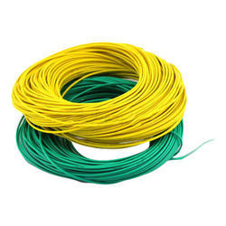 Yellow And Green Electrical Wire