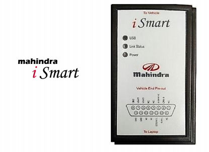Mahindra iSmart (Garuda Original) - Smart Spark Equipments