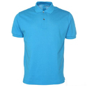 Sky Blue Polo T-Shirt
