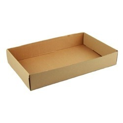 Corrugated Board Tray